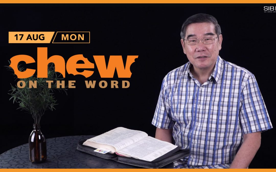 What God Wants and Promises Post RMCO by Pastor Chew